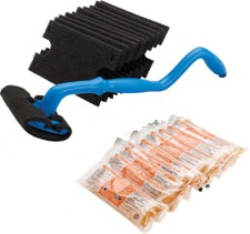 QSR High-Temp Grill Cleaner SET