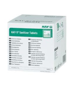 Дезінфікуючий засіб Kay-5 Sanitizer, 60*4 табл., Ecolab