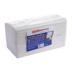 Паперові рушники Standart, V-скл., 250 шт, PRO Service