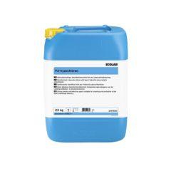Хлоровмісний миючий і дезінфікуючий лужний засіб P3-Hypochloran 23кг Ecolab