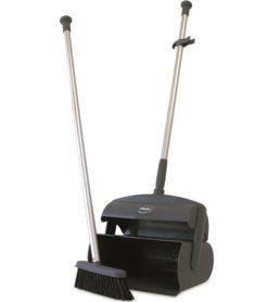 Набір для підмітання з м'якою щіткою та згоном 330мм, сірий Vikan