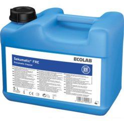 Нейтральний засіб для миття та очищення інструментів в автоматичних машинах Sekumatic FRE 5л Ecolab
