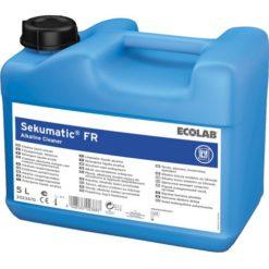 Лужний засіб для миття та очищення інструментів в автоматичних машинах Sekumatic FRE 5л Ecolabмашинах Sekumatic FR 5л Ecolab